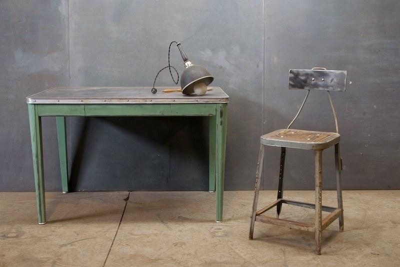 Vintage Drafting Chair