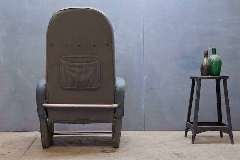 Warren Mcarthur 1930s Airline Chair Factory 20