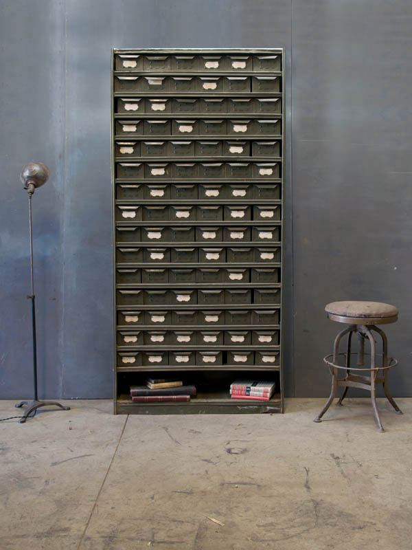 Tea & Toast: Vintage Industrial Loveliness - Feather and Nest