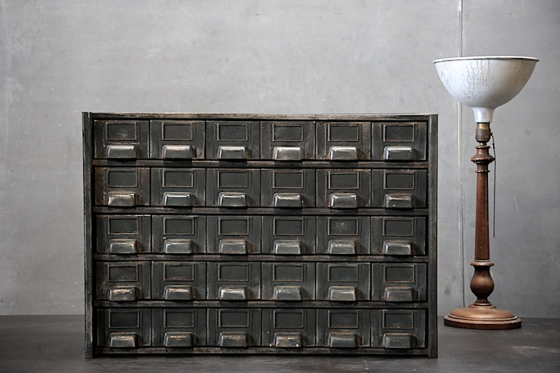 Industrial Library Storage Cabinet : Factory 20