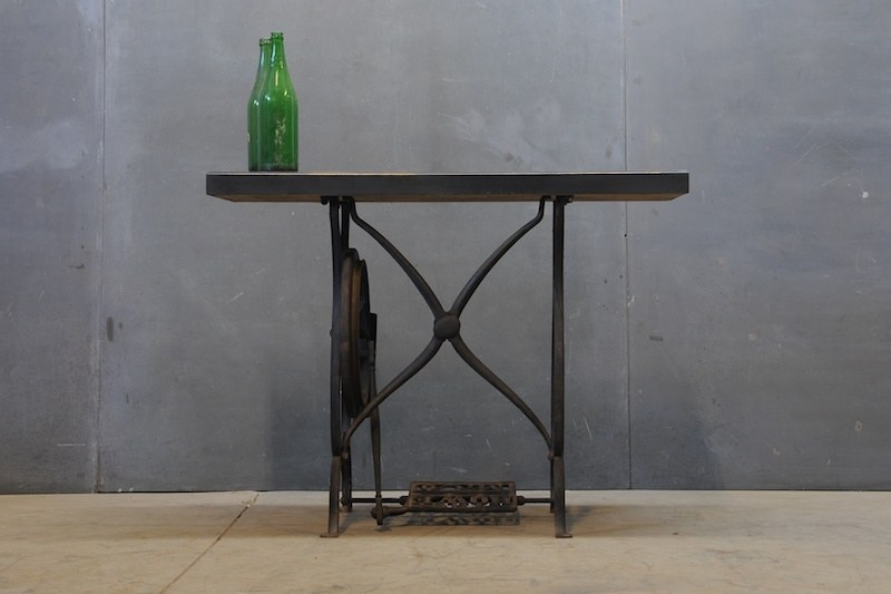Cast Iron Tailors Work Bench Table Factory 20
