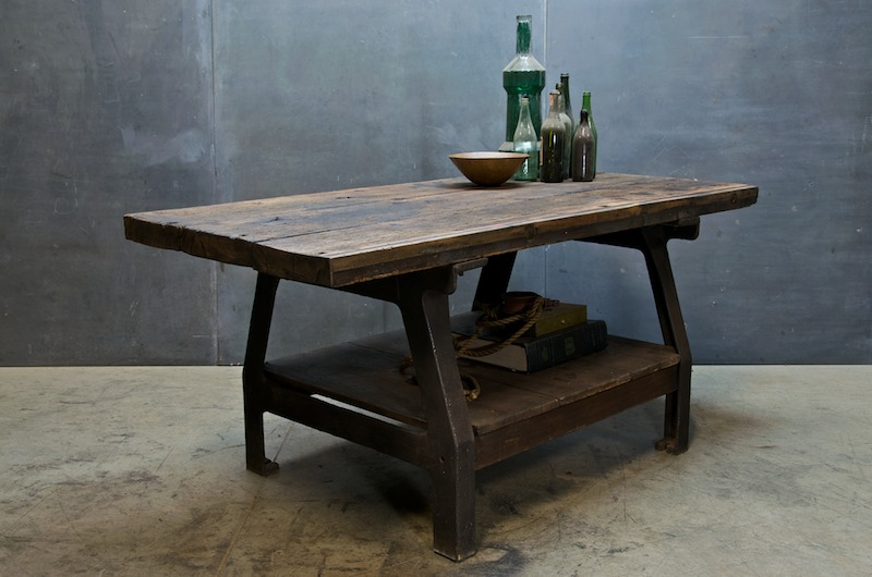 work bench industrial: