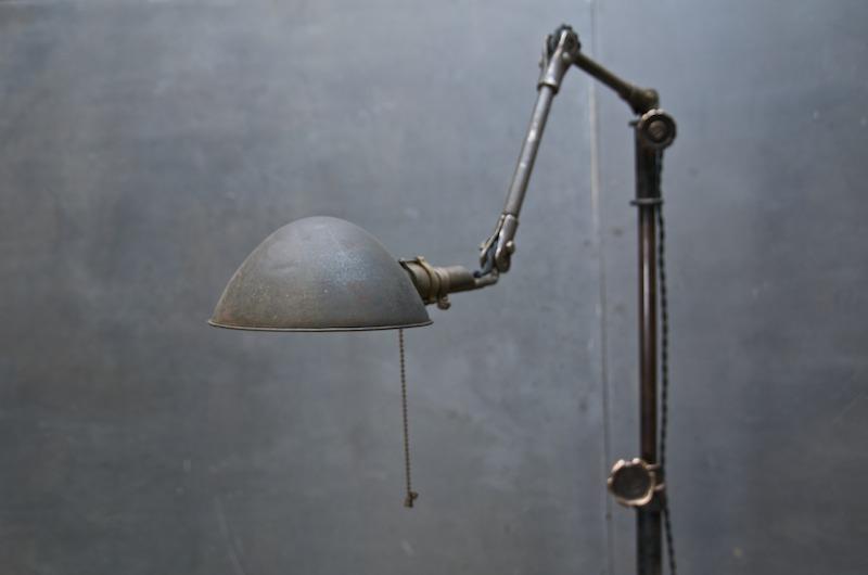 pictures industrial vintage floor lamp lighting. Black Bedroom Furniture Sets. Home Design Ideas