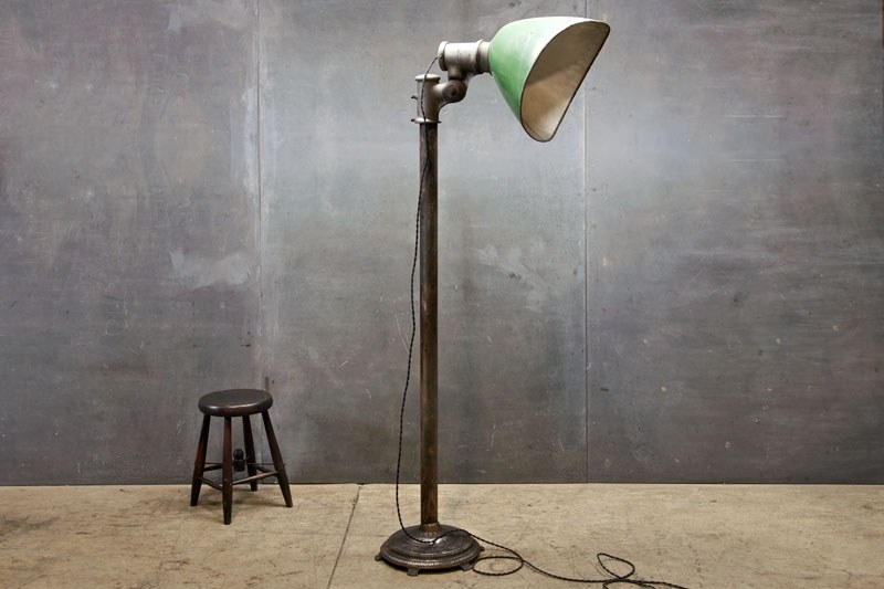 Gullwing porcelain floor lamp factory 20 for Sale lampen