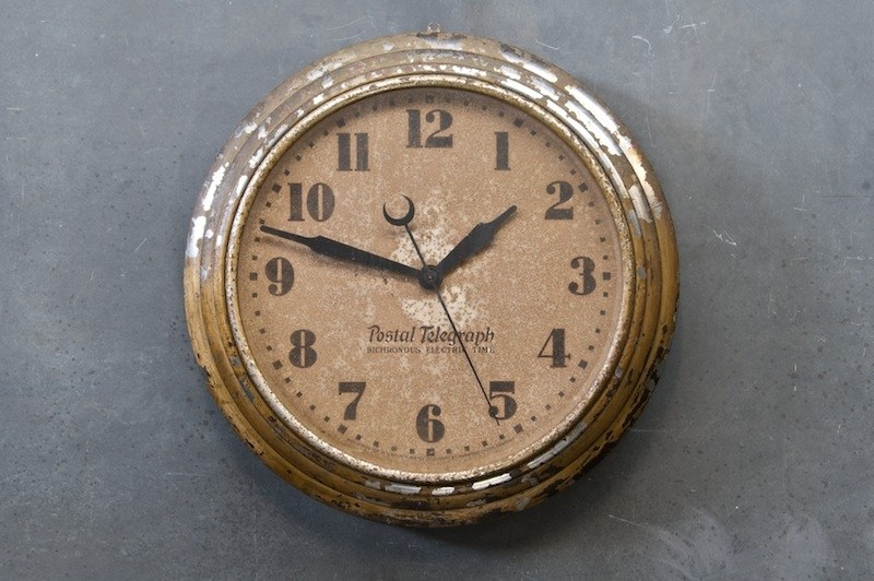 Winchendons Old Post Office Wall Clock Factory 20