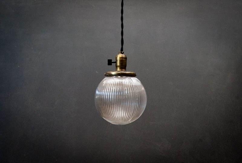 Holophane Prismatic Globe Pendants Factory 20