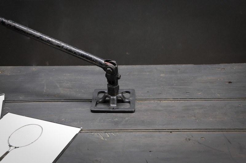 Foley Gooseneck Articulating Lamp Factory 20