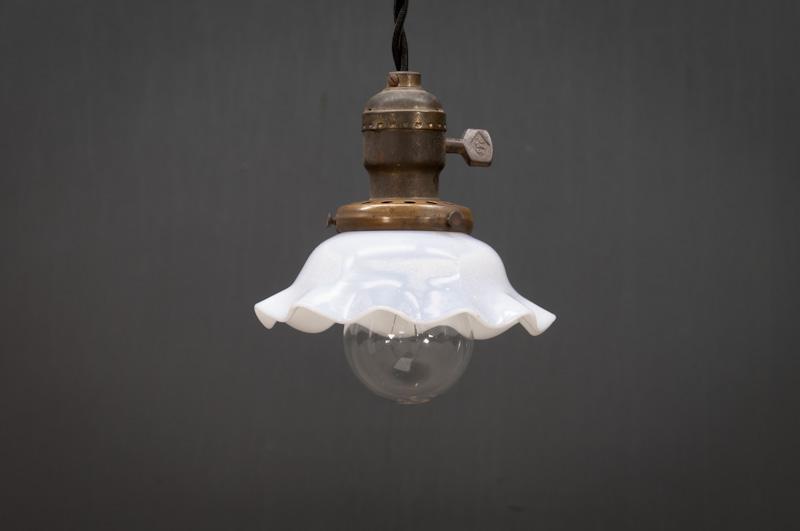 Hanging pendant lights distance from counter : Margot floweret hanging counter lights factory