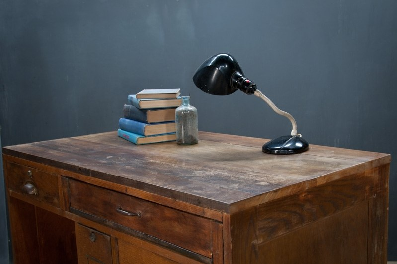 Vintage Postmaster High Top Desk : Factory 20