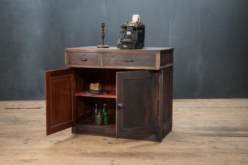 Vintage Mercantile General Store Counter Factory 20