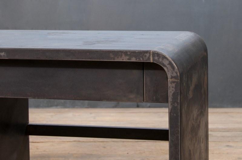 Vintage bel geddes moderne desk factory 20 for Vintage küchenm bel