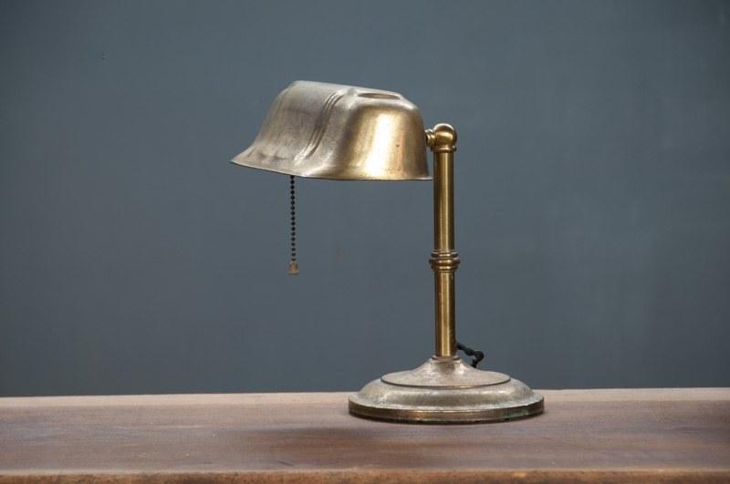 Vintage Astoria Concierge Lamp Factory 20