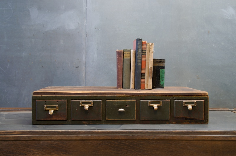 Collections / Vintage Drawers: