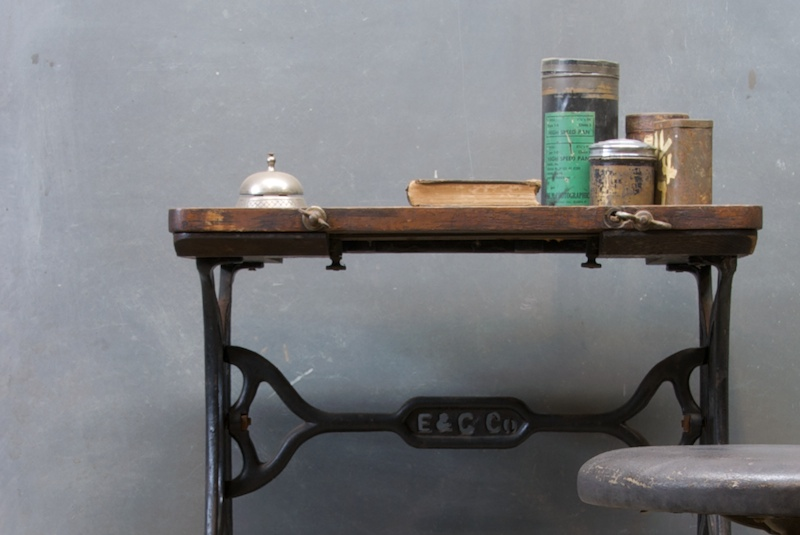19th Century Tailors Work Bench Table Factory 20