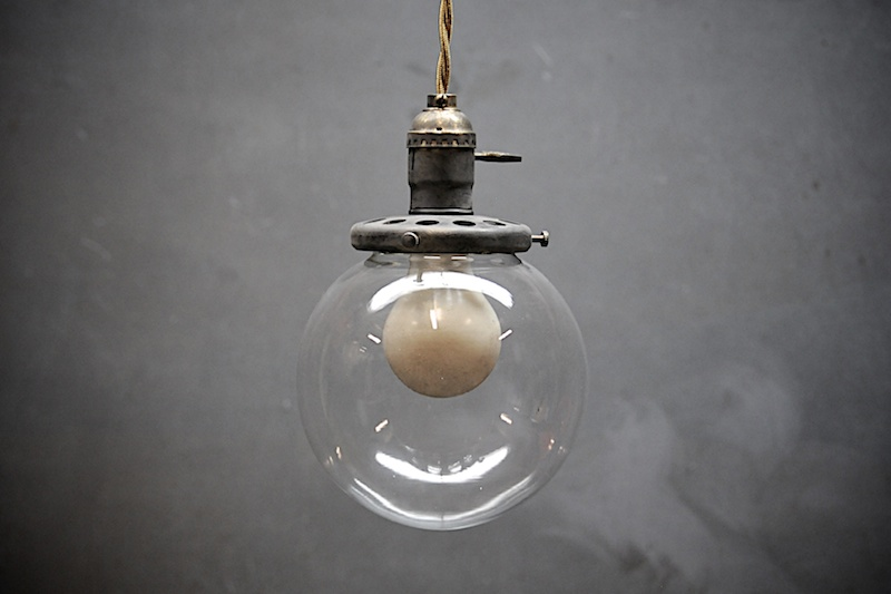 Oil lamp shade antique glass hanging lamps antique hanging oil lamps - Vintage Early Century Pendant Lights Factory 20
